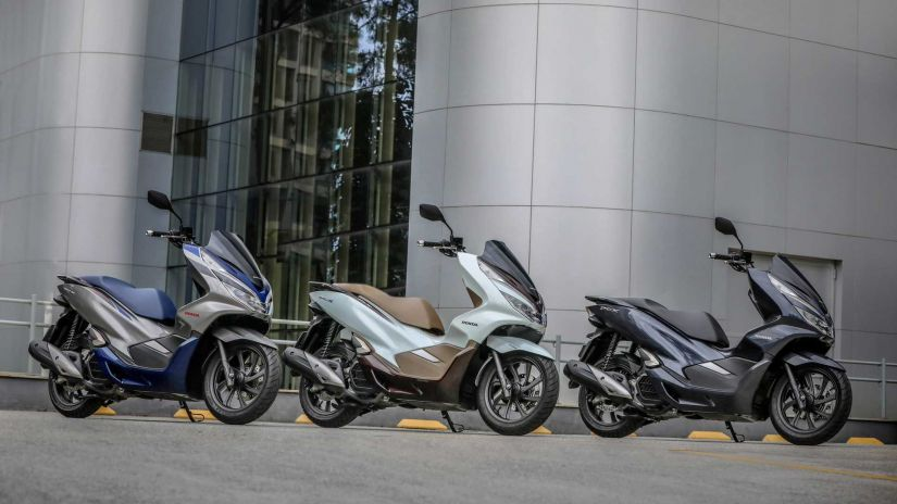 Honda começa a vender PCX 150 2020 nas concessionárias - Foto 1