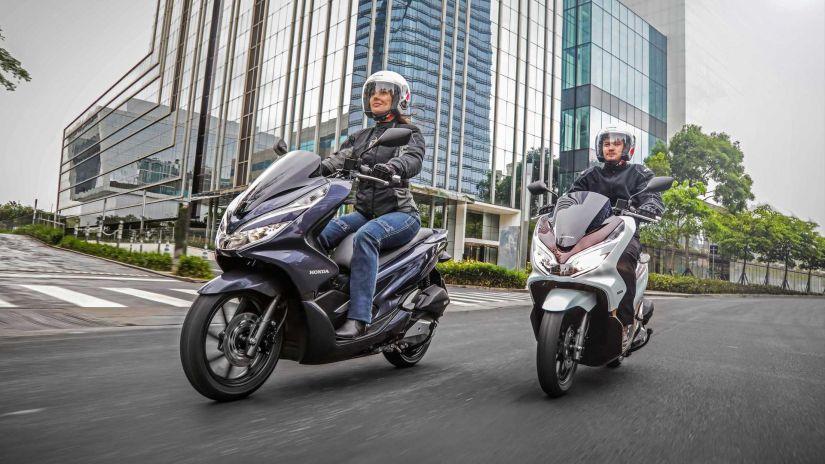 Honda começa a vender PCX 150 2020 nas concessionárias - Foto 2