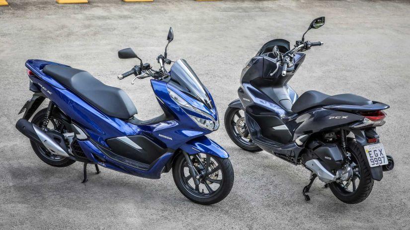 Honda começa a vender PCX 150 2020 nas concessionárias - Foto 3