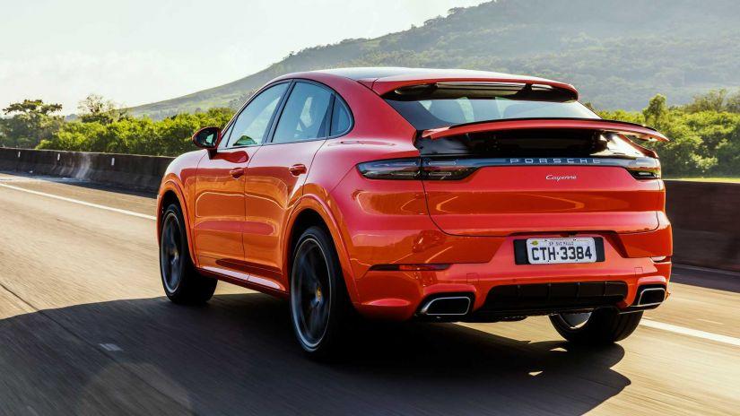 Porsche Cayenne Coupé é lançado no Brasil por R$ 459 mil - Foto 4