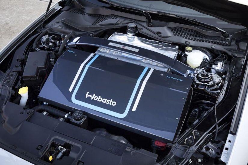 Ford Mustang Lithium ganha motor elétrico de 900 cv