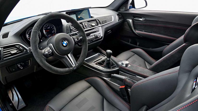 BMW M2 ganha nova versão topo de linha CS - Foto 1