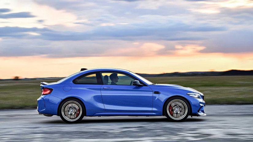 BMW M2 ganha nova versão topo de linha CS - Foto 3