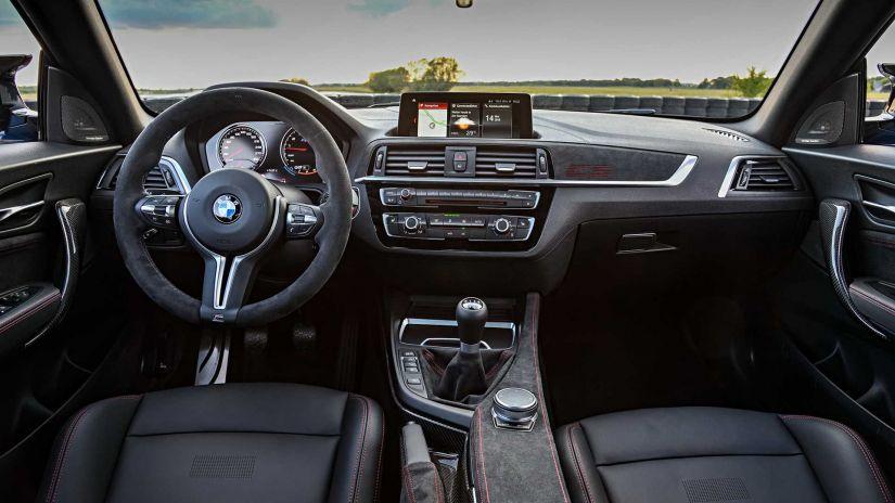 BMW M2 ganha nova versão topo de linha CS - Foto 4