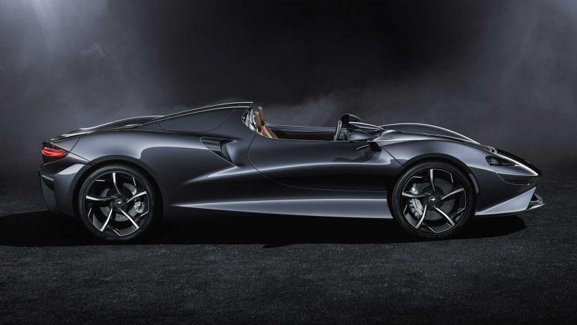 McLaren divulga conversível que chega a 200 km/h em apenas 6,7 segundos - Foto 3
