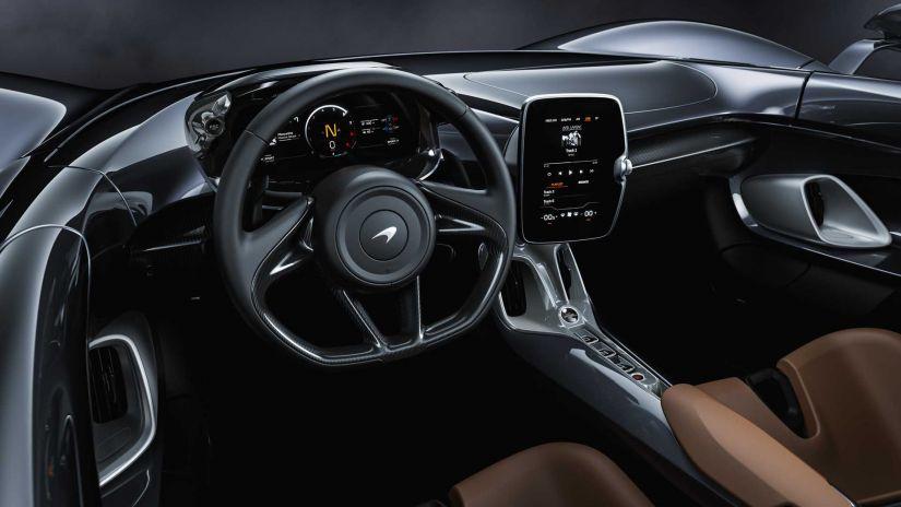 McLaren divulga conversível que chega a 200 km/h em apenas 6,7 segundos - Foto 4