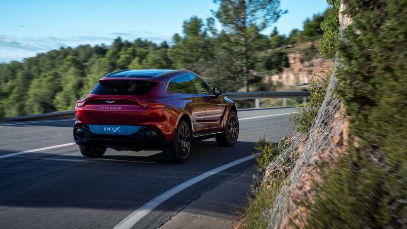 Aston Matin apresenta seu primeiro SUV - Foto 1
