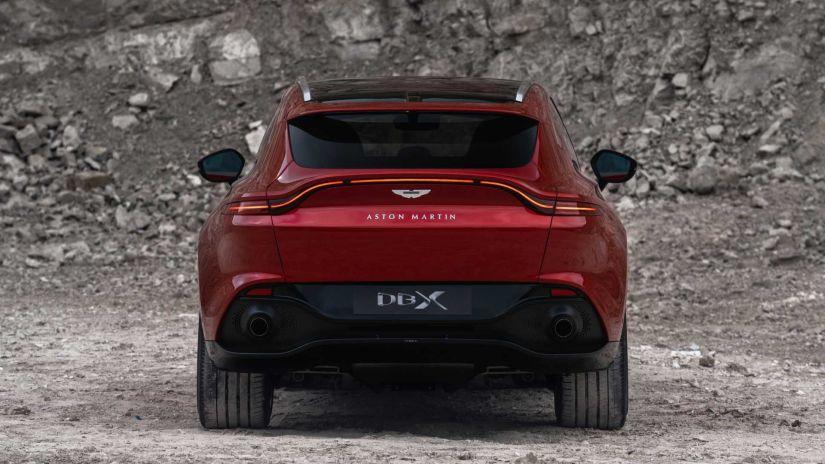 Aston Matin apresenta seu primeiro SUV - Foto 3