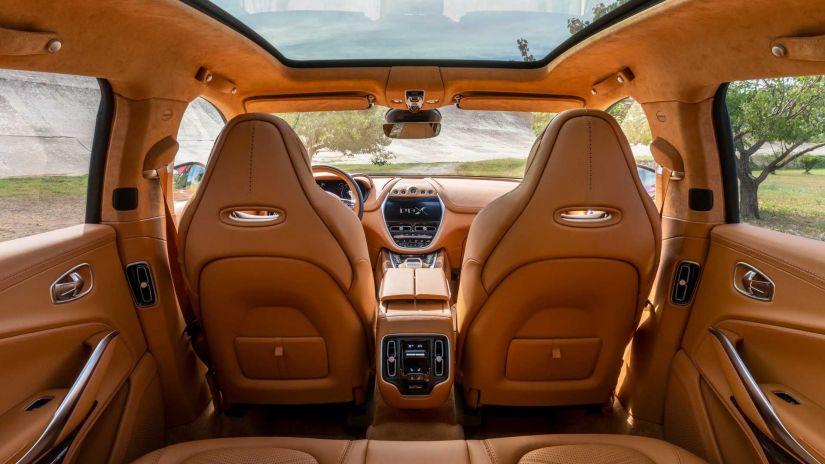 Aston Matin apresenta seu primeiro SUV - Foto 4
