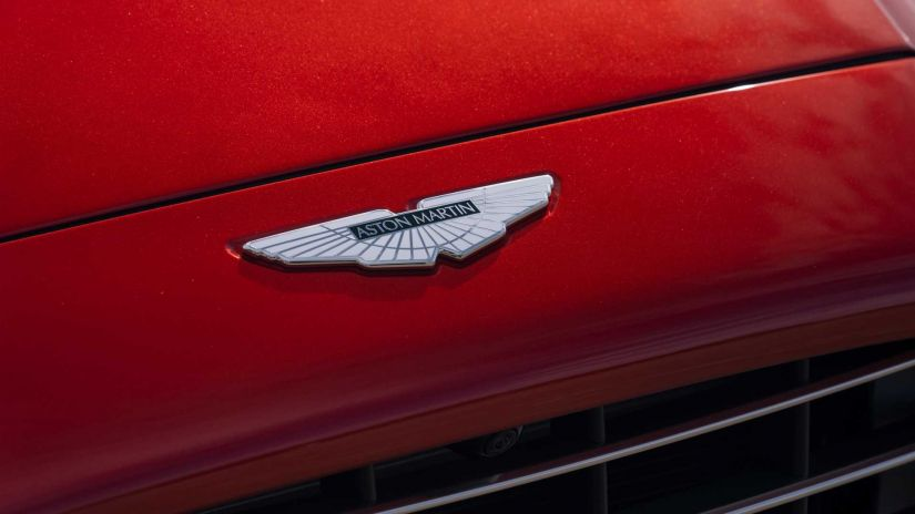 Aston Matin apresenta seu primeiro SUV - Foto 6