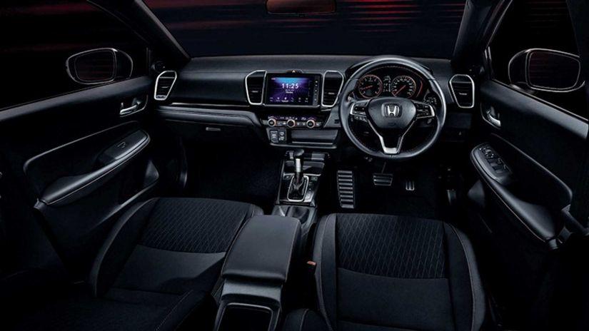 Honda City apresenta nova geração do carro com motor 1.0 turbo de 3 cilindros - Foto 2