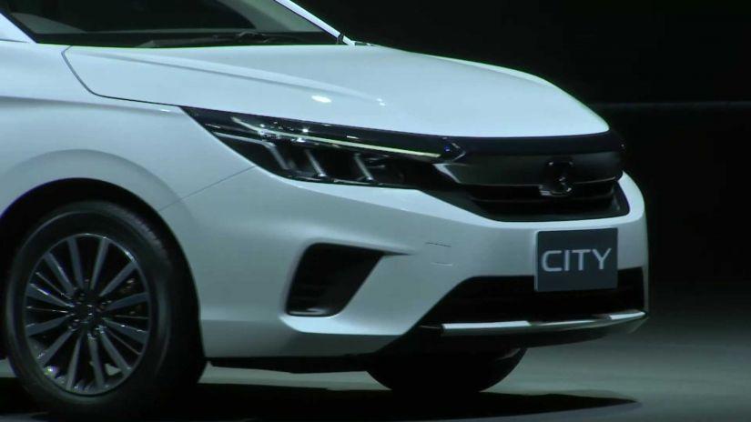 Honda City apresenta nova geração do carro com motor 1.0 turbo de 3 cilindros - Foto 3