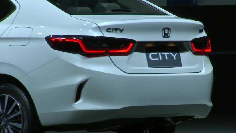 Honda City apresenta nova geração do carro com motor 1.0 turbo de 3 cilindros - Foto 4