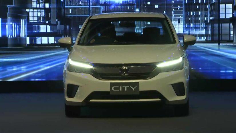 Honda City apresenta nova geração do carro com motor 1.0 turbo de 3 cilindros - Foto 5