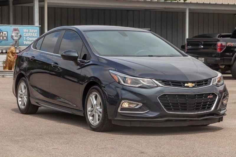 Chevrolet anuncia recall de Sonic, Cruze e Tracker