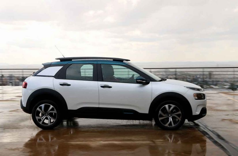 Citroën C4 Cactus terá sucessor com opção elétrica
