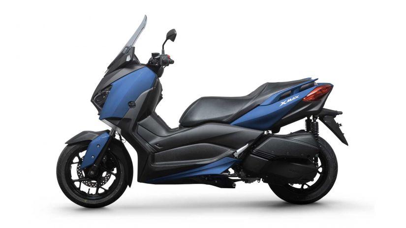 Yamaha inicia pré-venda da XMax 250 no Brasil - Foto 2