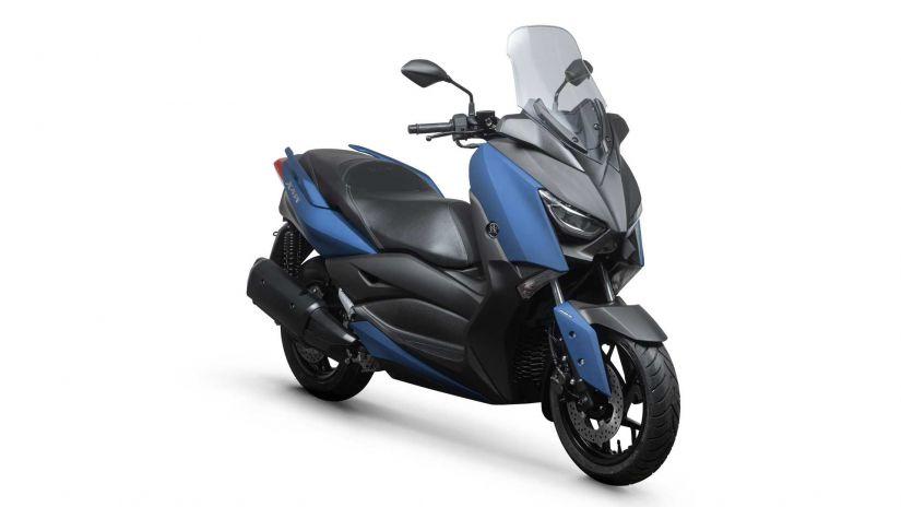 Yamaha inicia pré-venda da XMax 250 no Brasil - Foto 3