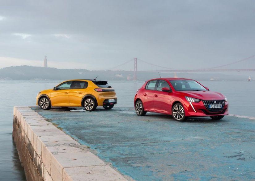 Peugeot vai lançar novo 208 no Brasil em 2020