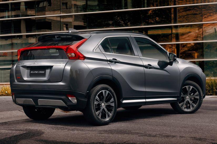 Mitsubishi confirma Eclipse Cross nacional com novas versões