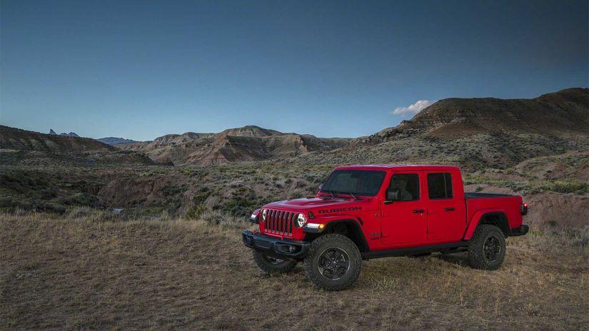 Jeep vai lançar picape Gladiator no Brasil a partir do 2º semestre de 2020 - Foto 2