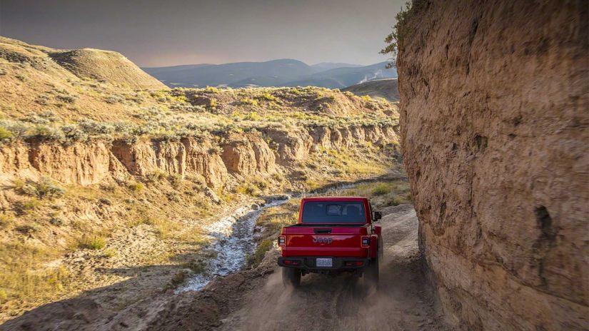 Jeep vai lançar picape Gladiator no Brasil a partir do 2º semestre de 2020 - Foto 3