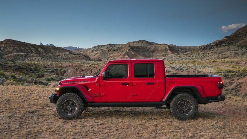 Jeep vai lançar picape Gladiator no Brasil a partir do 2º semestre de 2020 - Foto 5
