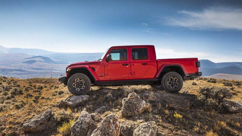 Jeep vai lançar picape Gladiator no Brasil a partir do 2º semestre de 2020 - Foto 6