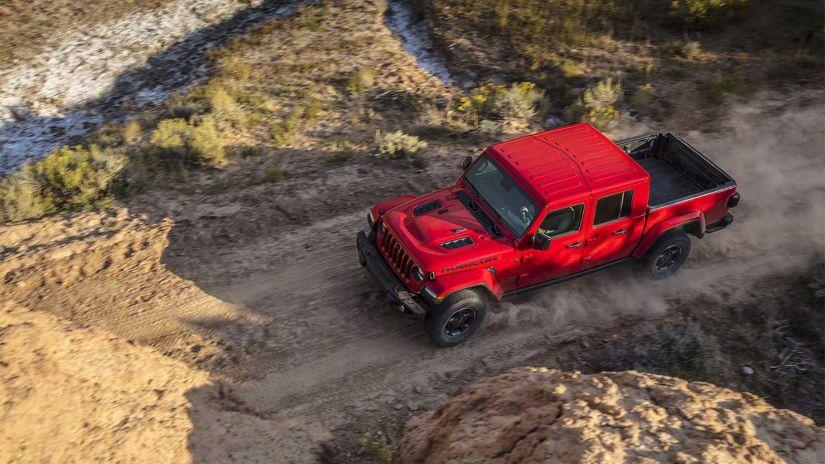 Jeep vai lançar picape Gladiator no Brasil a partir do 2º semestre de 2020 - Foto 7