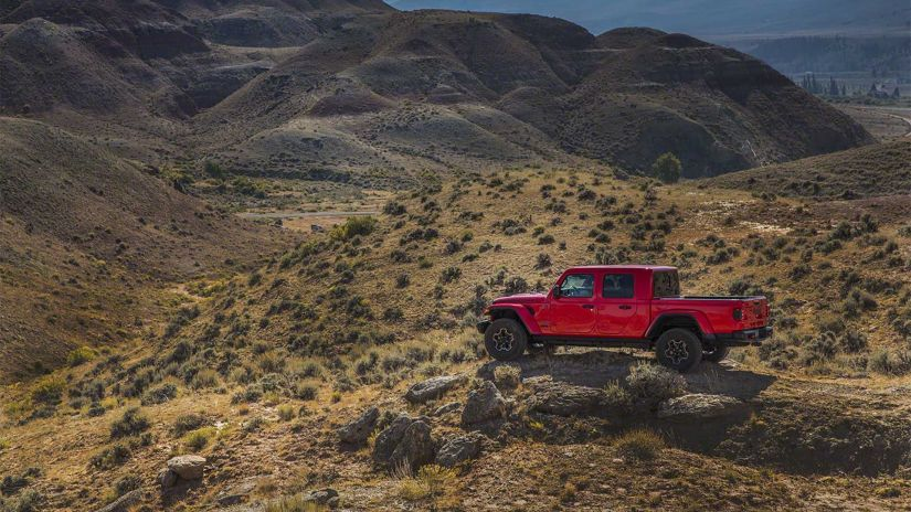 Jeep vai lançar picape Gladiator no Brasil a partir do 2º semestre de 2020 - Foto 8