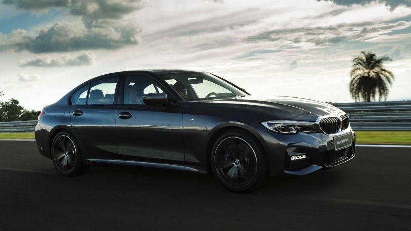 BMW anuncia recall do 330i para troca completa do motor