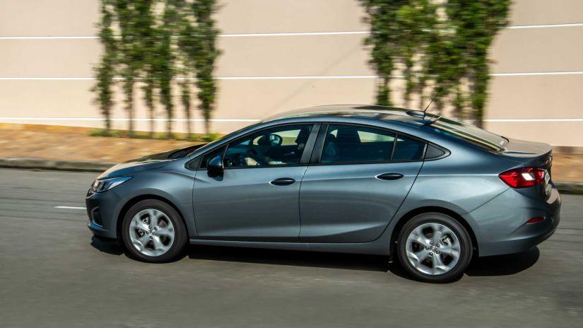 Chevrolet começa a vender novo Cruze LT 2020 por R$ 101.190 - Foto 4