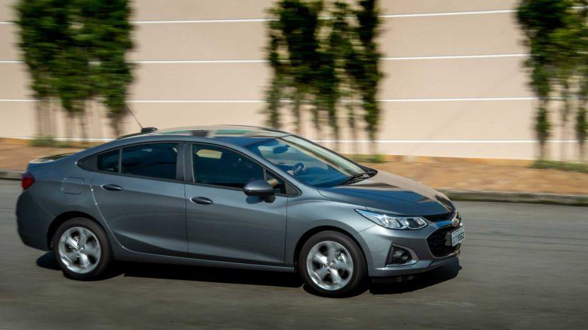 Chevrolet começa a vender novo Cruze LT 2020 por R$ 101.190 - Foto 5