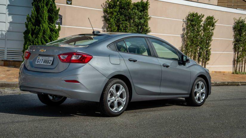Chevrolet começa a vender novo Cruze LT 2020 por R$ 101.190 - Foto 6