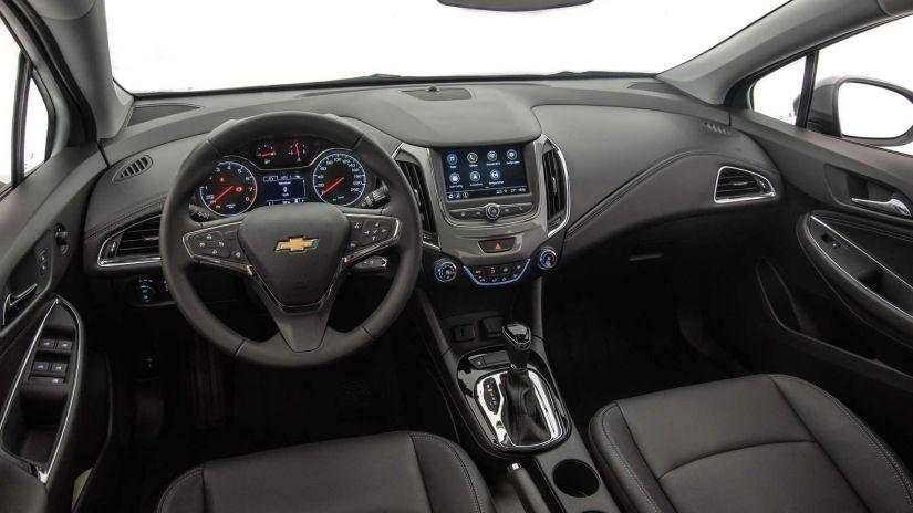 Chevrolet começa a vender novo Cruze LT 2020 por R$ 101.190 - Foto 7