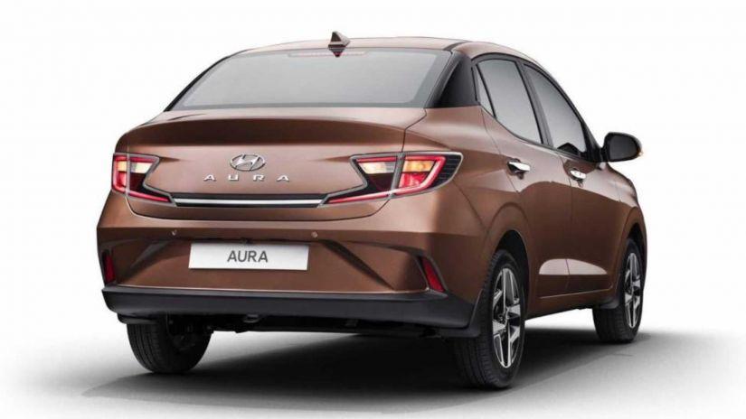 Hyundai lança Aura na Índia
