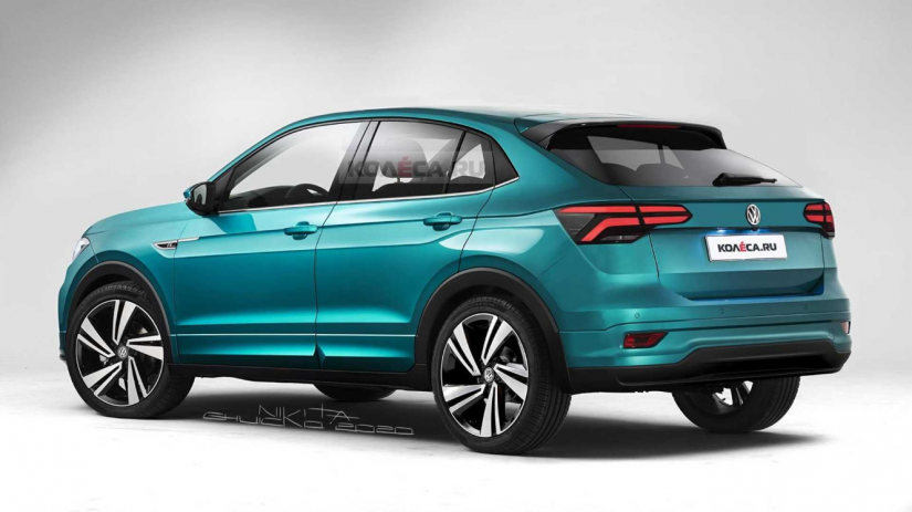 Volkswagen Nivus deve ser lançado no 2º trimestre de 2020