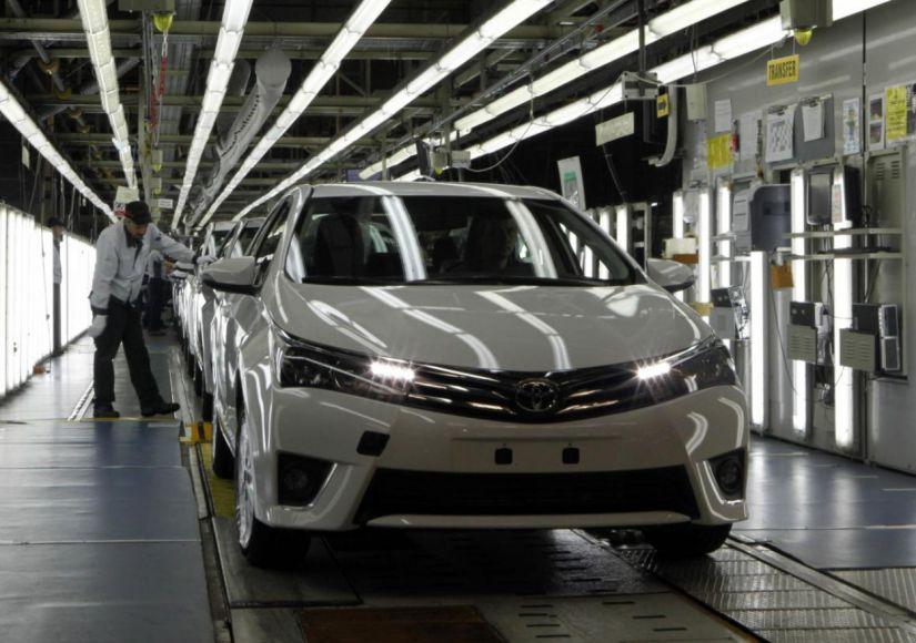 Toyota anuncia recall de 3,4 milhões de unidades ao redor do mundo