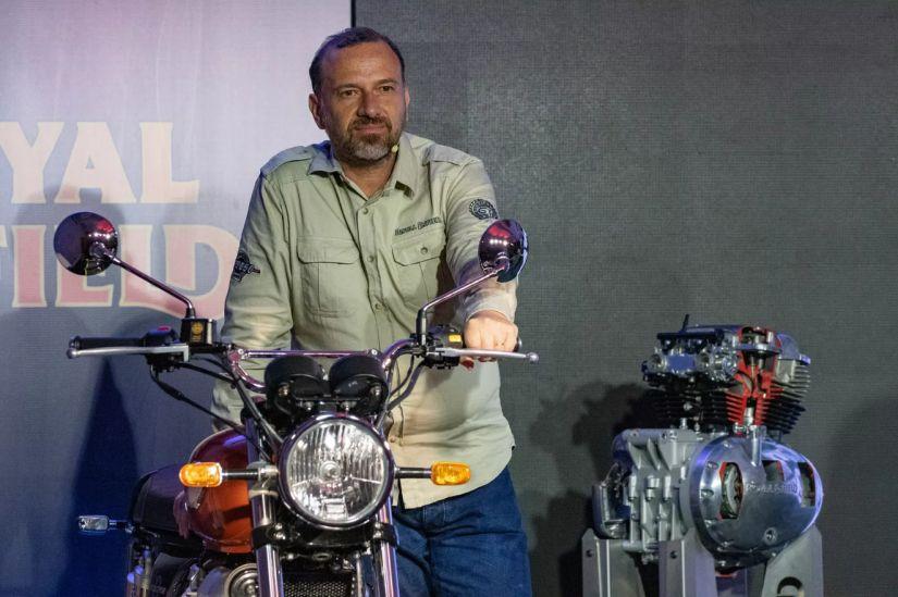 Royal Enfield confirma que vai montar motos no Brasil