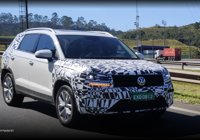 Volkswagen inicia produção do SUV Tarek na Argentina