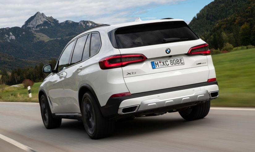 BMW lança novo X5 xDrive45e M Sport no Brasil