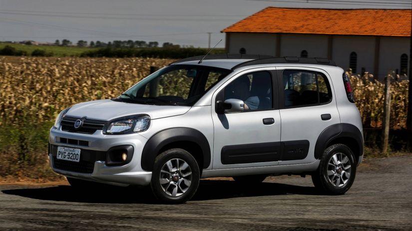 Fiat muda preços do Uno e versão de entrada fica mais barata