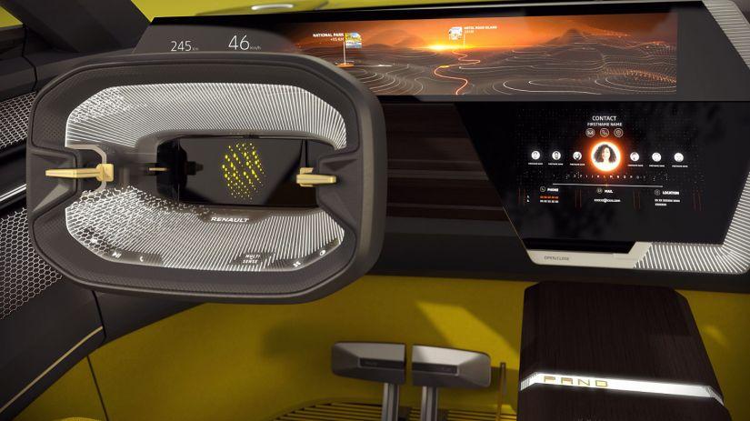 """Renault apresenta modelo futurista """"transformer"""" Morphoz - Foto 1"""