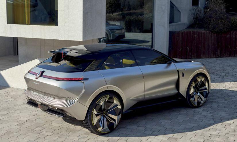 """Renault apresenta modelo futurista """"transformer"""" Morphoz - Foto 2"""