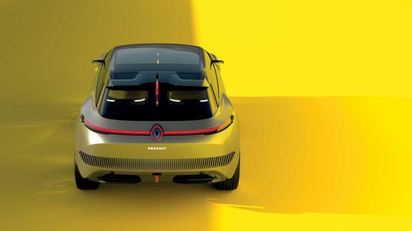"""Renault apresenta modelo futurista """"transformer"""" Morphoz - Foto 4"""