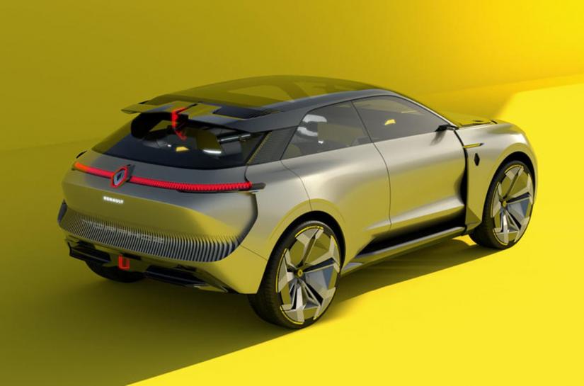 """Renault apresenta modelo futurista """"transformer"""" Morphoz - Foto 5"""
