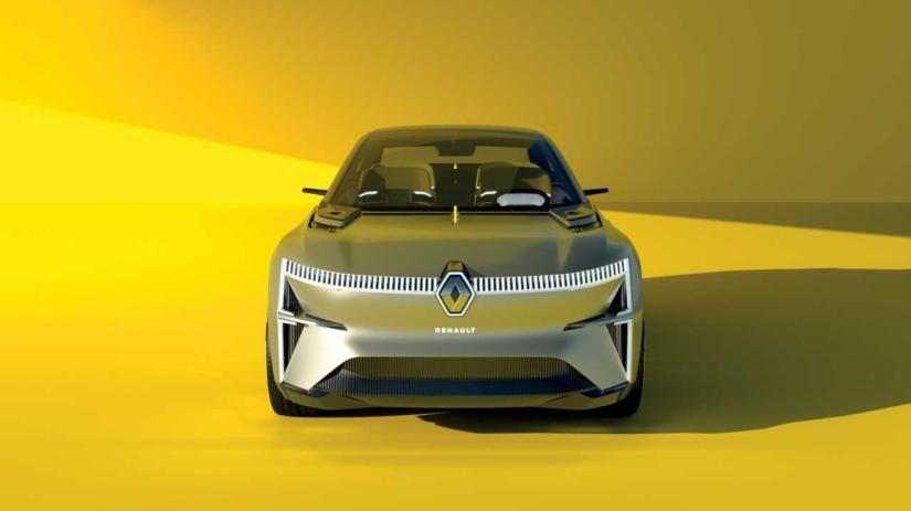 """Renault apresenta modelo futurista """"transformer"""" Morphoz - Foto 6"""
