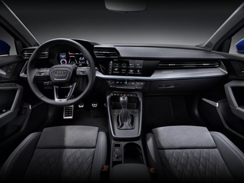 Audi apresenta quarta geração do A3 - Foto 1