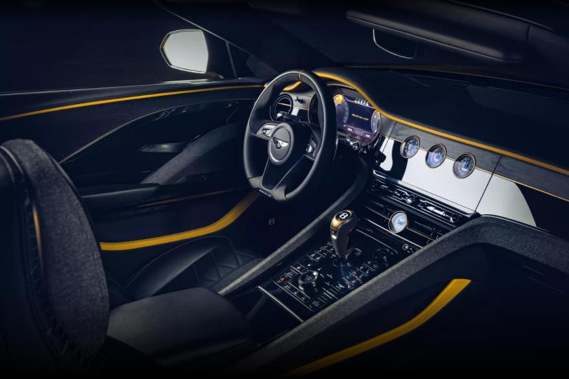 Bentley lança conversível com produção limitada custando R$ 8,6 milhões - Foto 2
