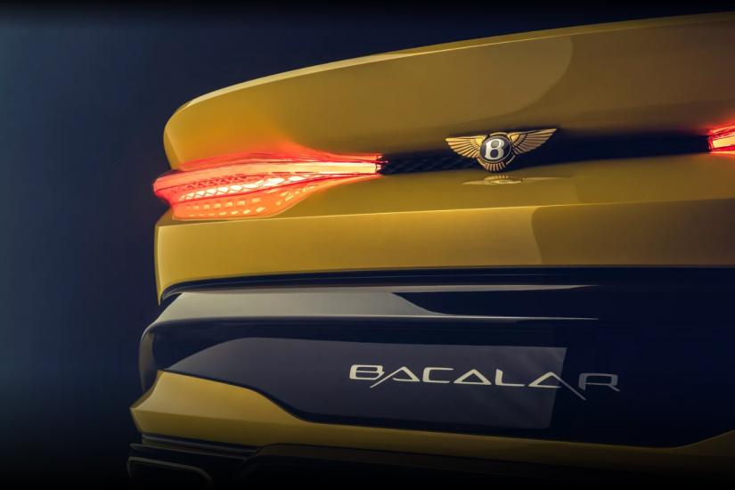 Bentley lança conversível com produção limitada custando R$ 8,6 milhões - Foto 3